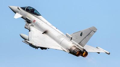 Italian Air Force 4 Stormo / Eurofighter Typhoon / MM7304 4-21