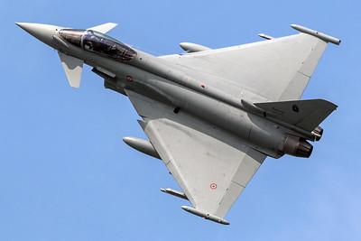 Italian Air Force 4 Stormo / Eurofighter Typhoon / MM7323 4-6