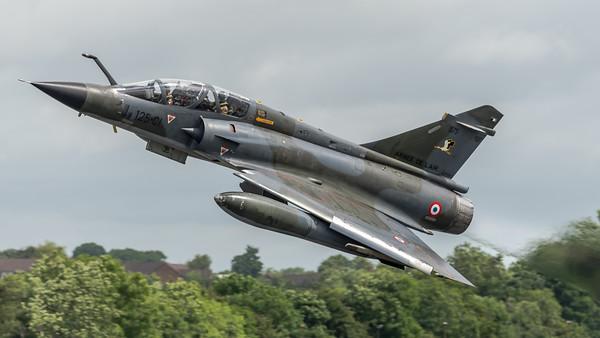 Armee de l'Air EC 2-4 / Dassault Mirage 2000N / 125-CI 375