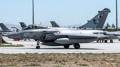 Qatar Amiri Air Force / Dassault Rafale EQ / QA-223
