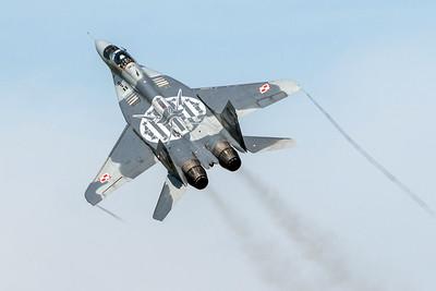 Polish Air Force 23 BLT / Mikoyan MiG-29A / 40