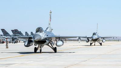 Turkish Air Force 152 Filo / Lockheed Martin F-16C Block 40 / 88-0033 & 89-0039