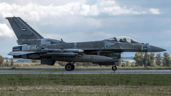 UAE Air Force Shaheen / Lockheed Martin F-16E Fighting Falcon / 3062