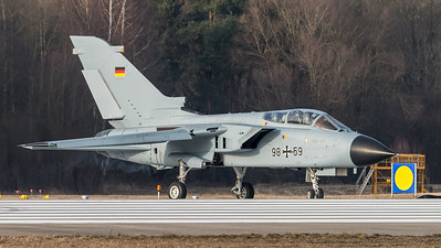 German Air Force WTD-61 / PANAVIA Tornado IDS / 98+59