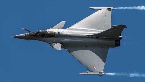 French Air Force / Dassault Rafale B / 118-GU 142