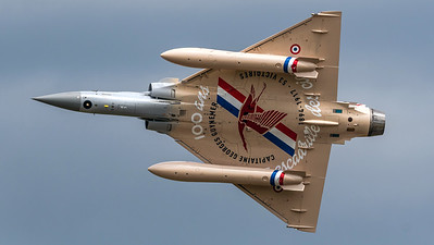 French Air Force EC1/2 / Dassault Mirage 2000-5 / 2-EJ / 100 Years Livery