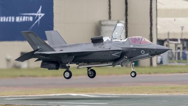 Royal Air Force / Lockheed Martin F-35B Lightning II / ZM137