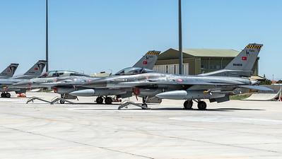 Turkish Air Force 113 Filo / Lockheed Martin F-16C&D Block 50 / 94-0078 & 94-1560