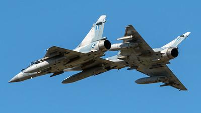 HAF 331 Mira / Dassault Mirage 2000-5EG & 2000-5 B Mk.2 / 550 & 508