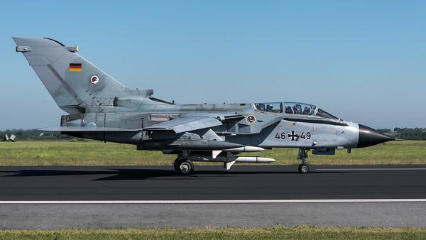 Luftwaffe TaktLwG 51 / PANAVIA Tornado ECR / 46+49