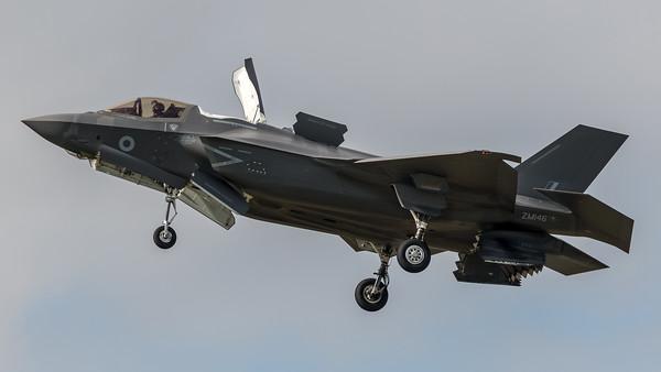Royal Air Force / Lockheed Martin F-35B Lightning II / ZM146