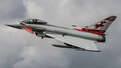 Royal Air Force / Eurofighter Typhoon / ZK315 / 41SQN 100th Anniversary