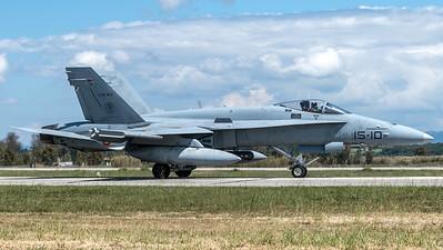 Ejército del Aire Ala 15 / McDonnell Douglas EF-18A Hornet / 15-10 C.15-23
