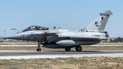 Qatar Amiri Air Force / Dassault Rafale EQ / QA-222