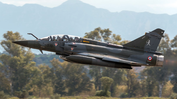 French Air Force EC-3/3 / Dassault Mirage 2000D/ 666 3-IQ