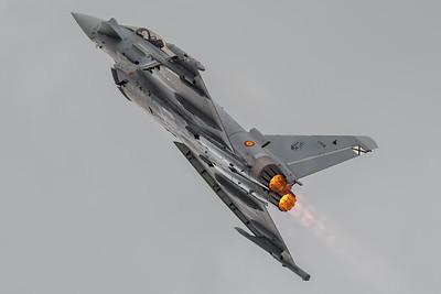 Ejército del Aire Ala 14 / Eurofighter Typhoon / 14-15 C.16-55