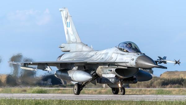 Hellenic Air Force 347 Mira / Lockheed Martin F-16C Fighting Falcon / 061
