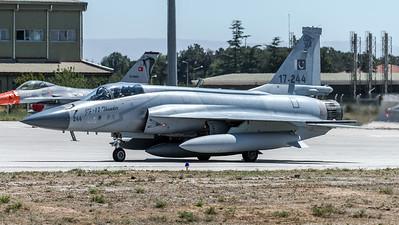 Pakistan Air Force 16 Squadron / Chengdu JF-17 Thunder / 17-244
