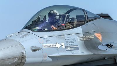 Turkish Air Force 152 Filo / Lockheed Martin F-16C Block 40 / 92-0013