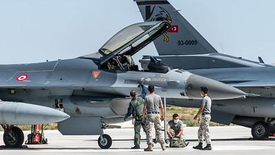Turkish Air Force 113 Filo / Lockheed Martin F-16C Block 50 / 94-0084