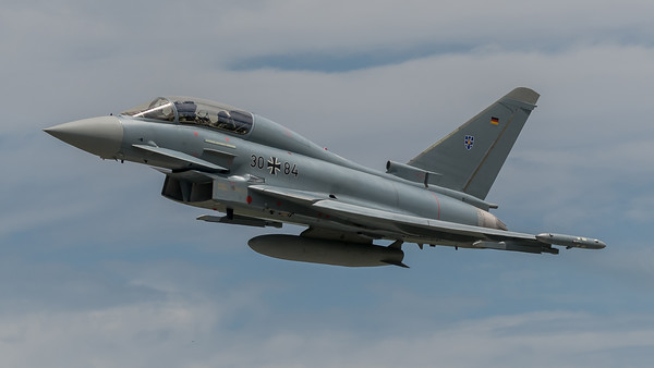 Luftwaffe TaktLwG 73 / Eurofighter Trainer / 30+84