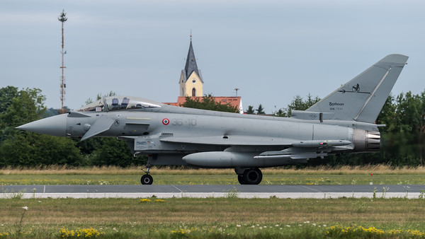 ItAF 36 Stormo / Eurofighter Typhoon F-2000A / MM7341 36-10