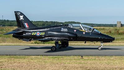 Royal Air Force 100 Squadron / BAe Hawk T.1 / XX346