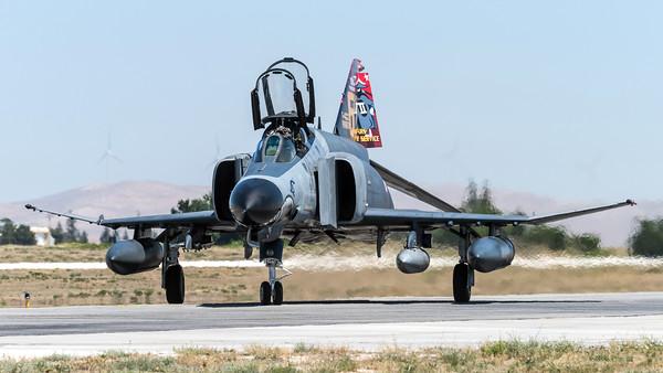 Turkish Air Force 111 Filo /  McDonnell Douglas F-4E-2020 Phantom II / 77-0296 / 60 Years 111 Filo Livery