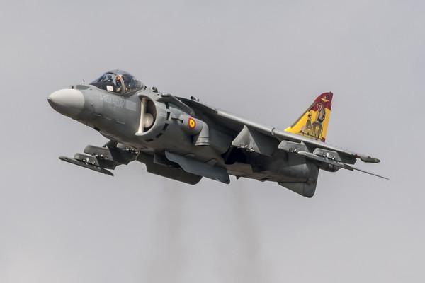 Spanish Navy / McDonnell Douglas EAV-8B Harrier II+ / VA.1B-37 01-925
