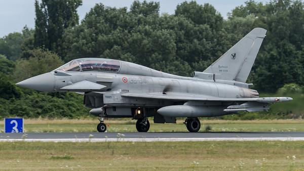 ItAF 36 Stormo / Eurofighter Typhoon F-2000(T) / MM55128 36-64