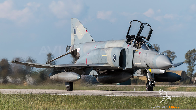 Hellenic Air Force 338 Mira / McDonnell Douglas F-4 Phantom II / 71760