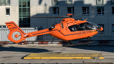 Bundesministerium des Inneren Christoph 14 / Airbus Helicopters H135 / D-HZSQ