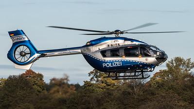 Polizei Nordreihn-Westfalen / Airbus Helicopters H145 / D-HNWW