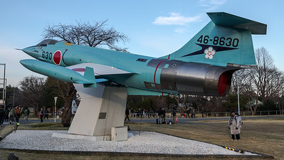 JASDF / Lockheed F-104J Starfighter / 46-8630
