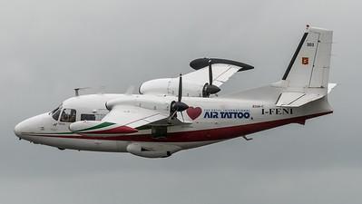 Private / Piaggio P-166C / I-FENI