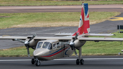 Britten Norman / BN-2T Islander / G-JSAT