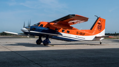 Technische Universität Braunschweig / Do-128-6 Turbo Skyservant / D-IBUF