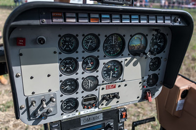 Private / Agusta-Bell AB-206B Jet Ranger II / OM-XRC