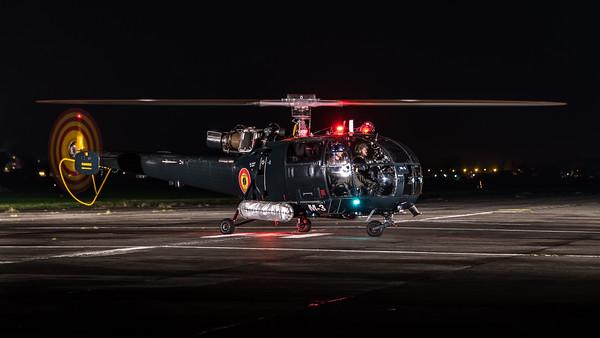 Belgian Navy/ Aerospatiale SA316B Alouette III / M-3