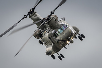 Royal Air Force / Boeing CH-47D Chinook / ZA708