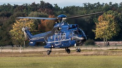 Bundespolizei / Eurocopter AS332L Super Puma / D-HEGM