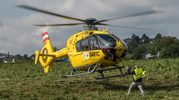ÖAMTC (Heli Air) / Airbus Helicopters EC135T2 / OE-XEY