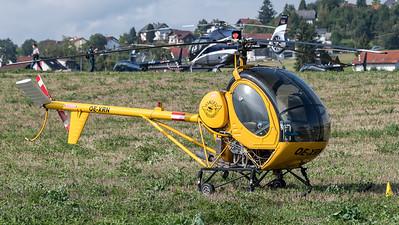 Private / Schweizer 269 Sky Night / OE-XRN