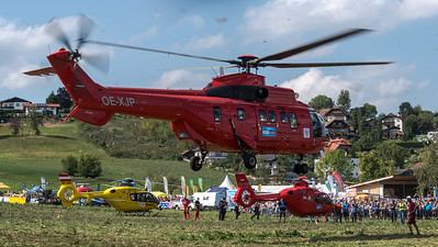Heli Austria / Airbus Helicopters AS332 / OE-XJP