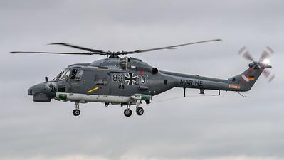 Germany Navy / Westland Lynx Mk88A / 83+10