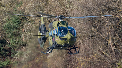 Ecuador Air Force / Airbus Helicopters H145 / D-HADT
