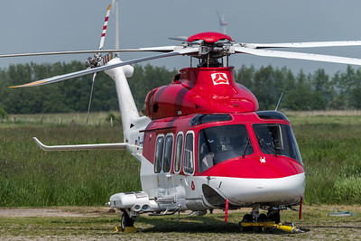 Wiking Helicopter Service / Agusta-Westland AW-139 / D-HHOA