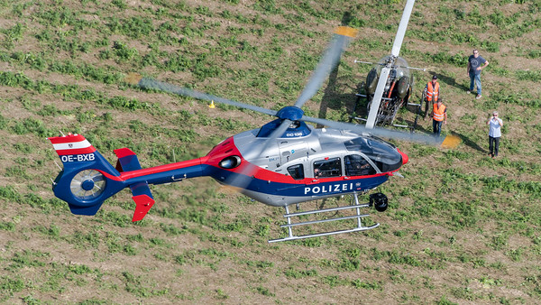 Polizei / Airbus Helicopters EC135P2+ / OE-BXB