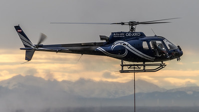 Kitz Air / Airbus Helicopters H125 / OE-XKO