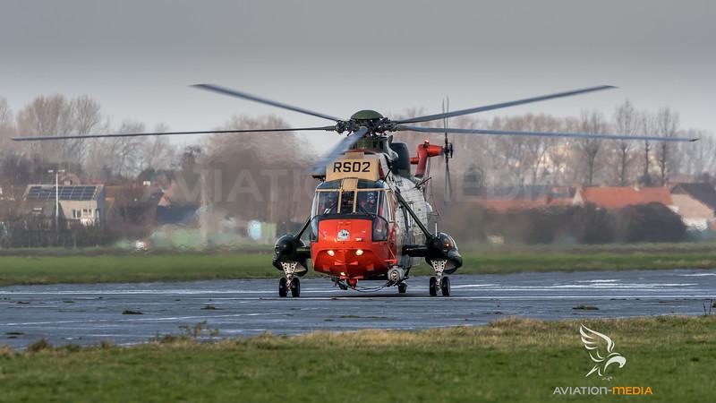 Belgian Air Force / Westland Sea King Mk.48 / RS02